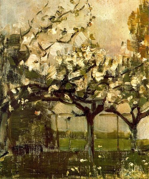 Piet Mondrian - Alberi