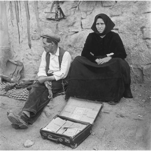 Sardegna. Mamojada Venditori di libri